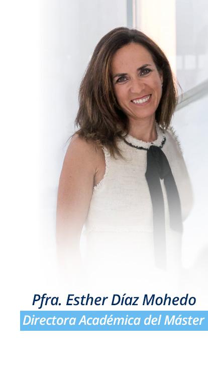 Esther Díaz Mohedo - Directora Académica Máster de Fisioterapia en Disfunciones del Suelo Pélvico